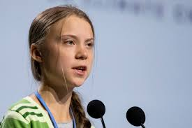 Greta Thunberg, the Savior of the World?